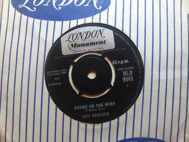 Roy Orbison Borne On The Wind